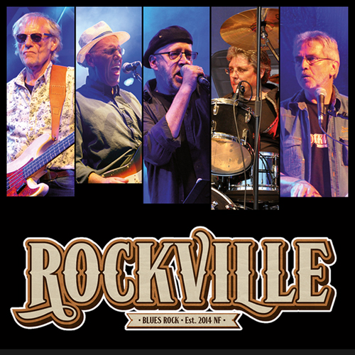 Rockville CD Cover